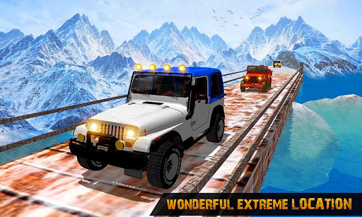 Offroad Jeep Driving Simulator : Real Jeep Games 1