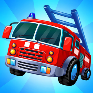 Kids Cars Games Build a car and truck wash Mod APK